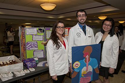 Fourth Annual Student Health Fair a Success