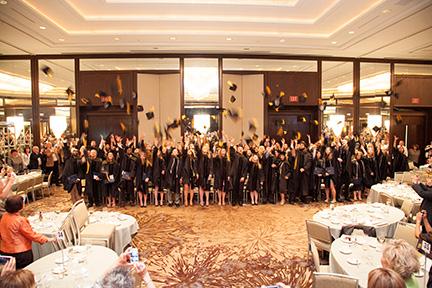 School of Pharmacy Graduation 2013
