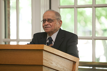 Balwant N. Dixit Distinguished Career Honored