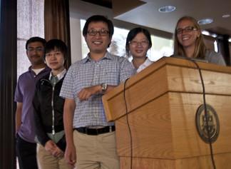 Graduate Student Research Retreat 2013