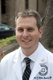 2013 Outstanding Clinical Practice in Infectious Diseases Pharmacotherapy Awardee: Brian A. Potoski