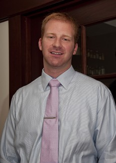 Alumnus Michael Smith '11 Elected ACCP Secretary/Treasurer