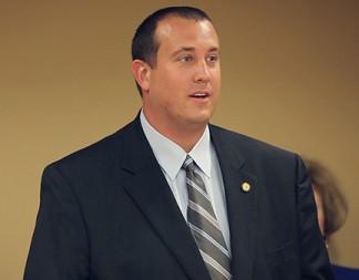 PA State Representative Seth Grove Visits University of Pittsburgh