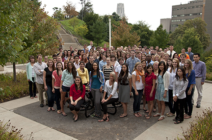 Pitt Pharmacy Welcomes Class of 2017