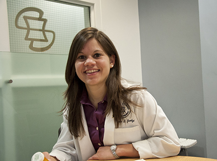 PittPharmacy Student Recognized in National Patient Counseling Competition