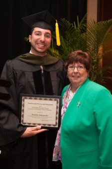 PittPharmacy Graduate Brandon Antinopoulos Honored by PPA