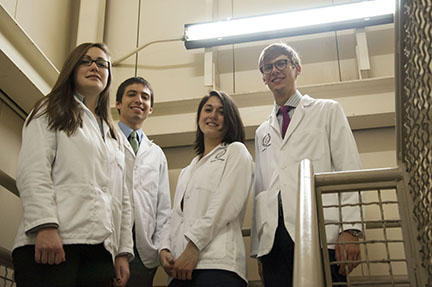 PittPharmacy Students Win ACCP Poster Competition
