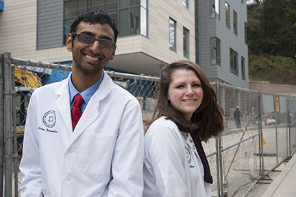 PittPharmacy Students Devanathan and Adams Receive ACCP Travel Award
