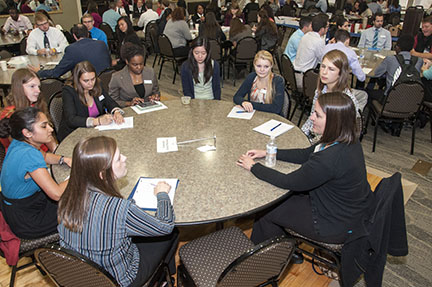 Career Roundtable 2014 Recap