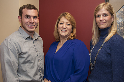 Faculty Receive Patient and Family Support Specialty Award