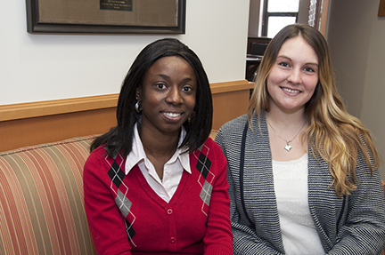Faculty and Student Receive PPA Grant