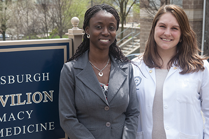 2015 Walmart Scholar: PittPharmacy Student Myers