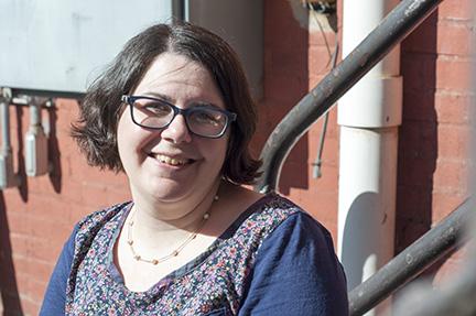 Faculty Member Jonkman Selected 2017-18 Fulbright Scholar