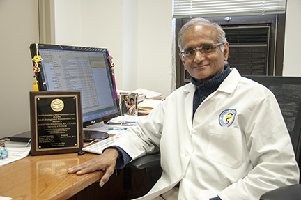 Venkataramanan Presents at International Cancer Research Meeting