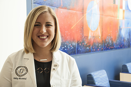 Blazewick Selected for Competitive Walgreens Internship