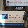 Graduate Student Long Presents at Society of Neuroscience 2017 Annual Meeting
