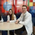 Pharmacy Students Are Panther Forward