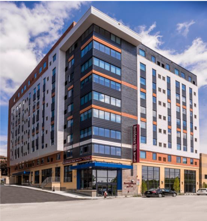 picture: The Residence Inn Pittsburgh Oakland/University Place by Mariott