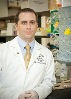 Philip Empey Awarded Grant For Traumatic Brain Injury Research