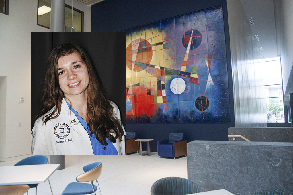 PittPharmacy Student Badzik Accepted to PQA Rotation