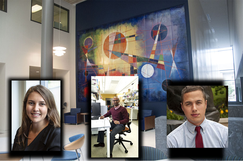 PittPharmacy Graduate Students Receive Fellowships