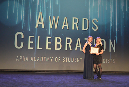 Pitt Pharmacy APhA-ASP Chapter Wins National Patient Care Award